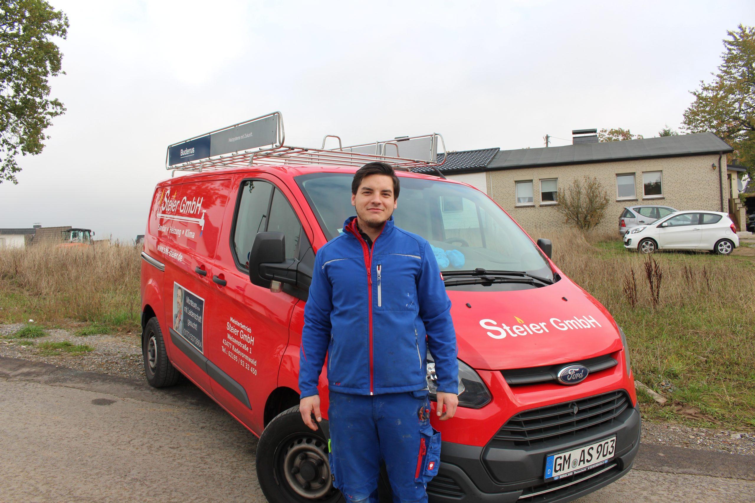 Steier GmbH Mitarbeiter