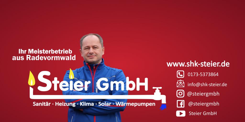 Steier GmbH Andreas Steier Banner